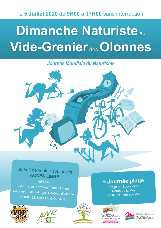 Vide-grenier des Olonnes